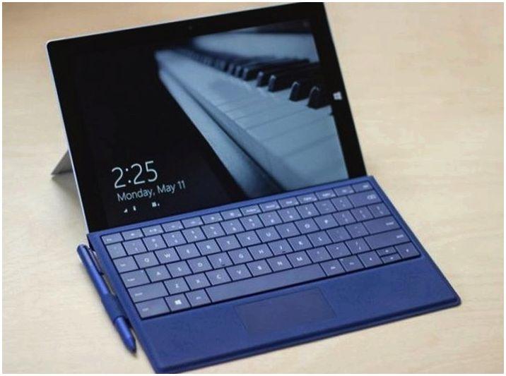 Обзор обзоров: планшет Microsoft Surface 3