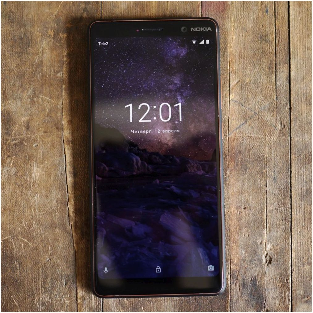 Обзор смартфона Nokia 7 Plus: с флагманскими амбициями