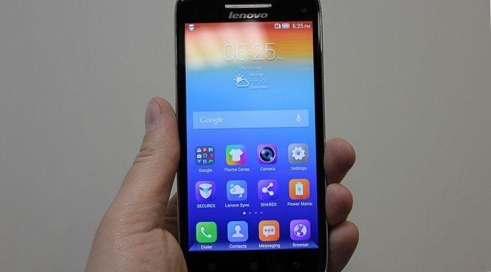 Стиляга-флагман. Обзор смартфона Lenovo Vibe X
