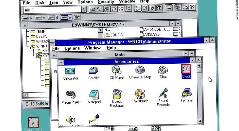 Заглядываем в окна: как менялась Windows последние 30 лет