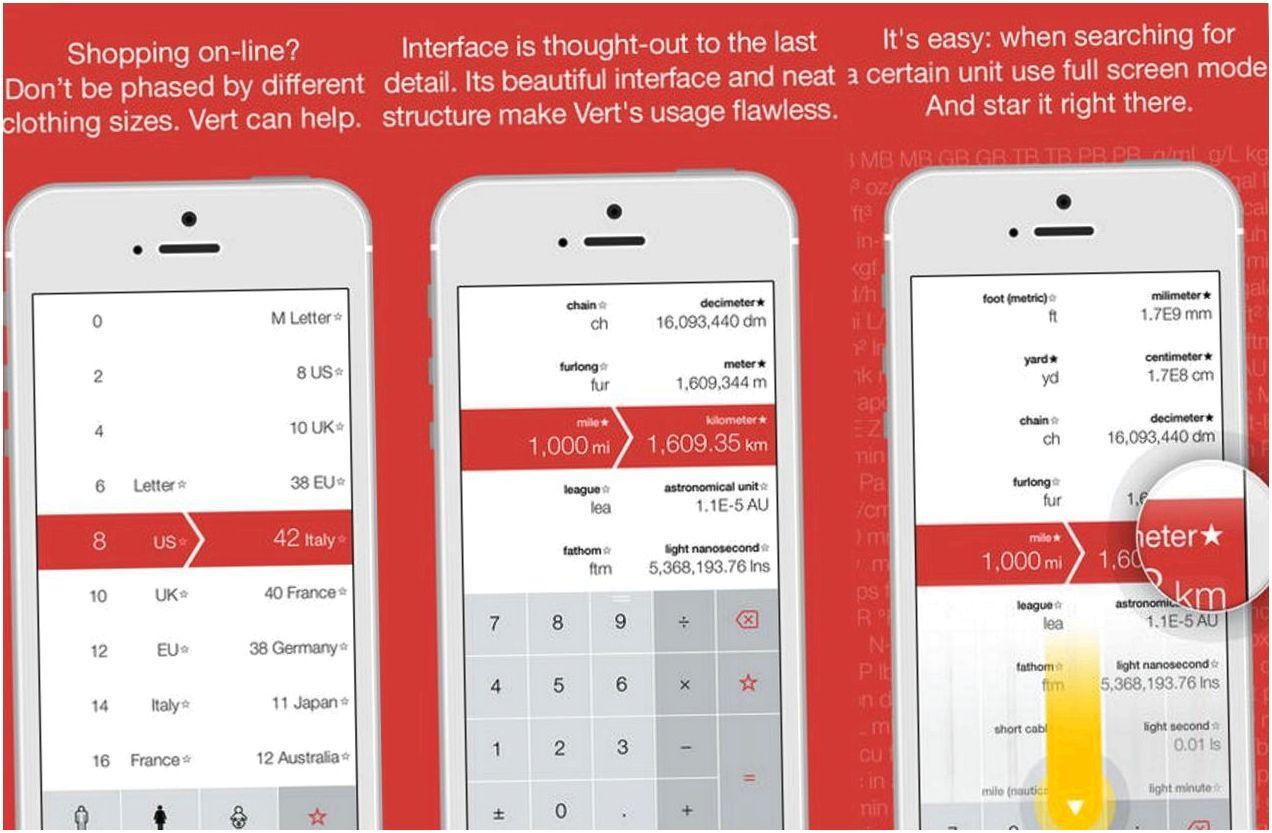 Гармония чисел. Обзор лучших конвертеров величин и валют в стиле iOS 7