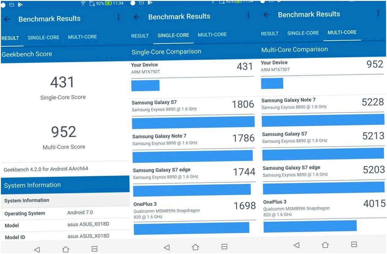 """Обзор смартфона Asus ZenFone Max Plus (M1): """"дзенфон"""" с """"высоким"""" экраном"""