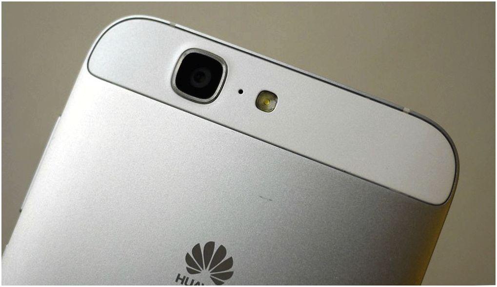 """Обзор смартфона Huawei Ascend G7: """"середнячок"""" с экстерьером"""