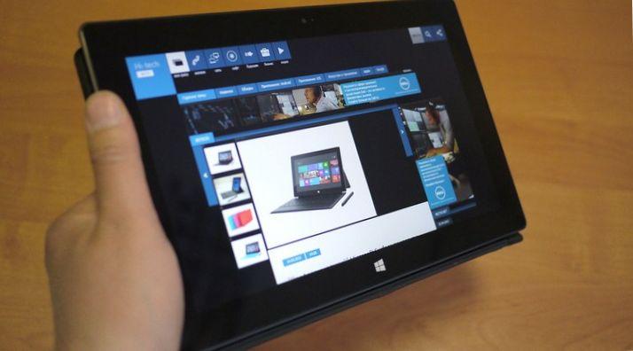 Под поверхностью. Обзор планшета Microsoft Surface RT