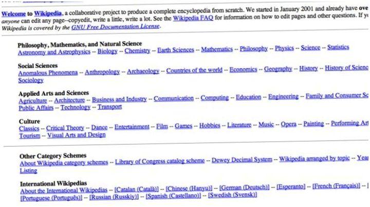 """11 малоизвестных фактов о """"Википедии"""""""