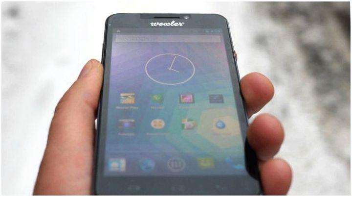"""""""Дзен"""" по-русски. Обзор бюджетного смартфона Wexler.Zen 5"""