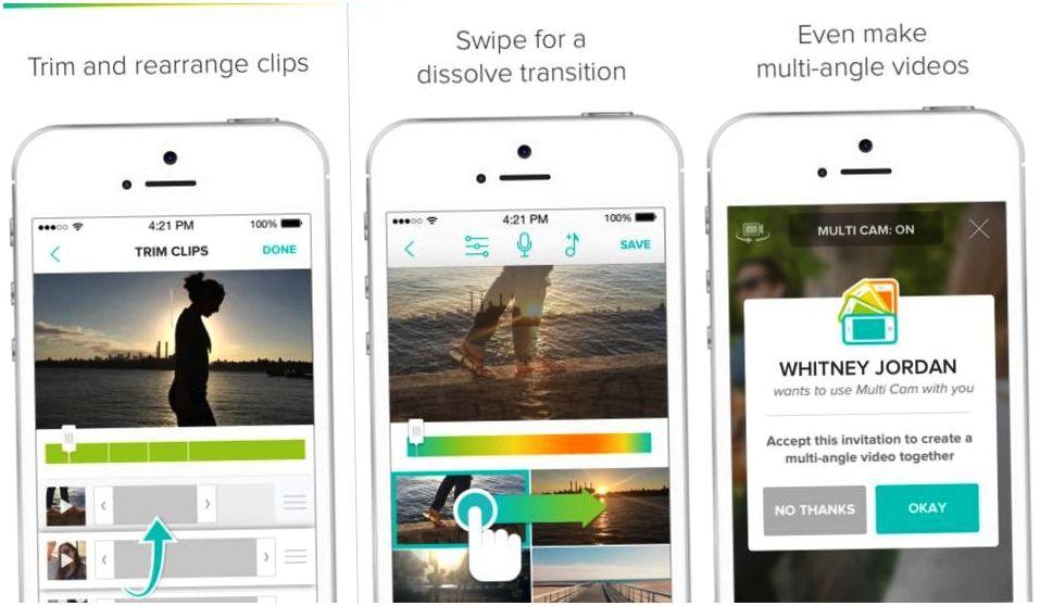 Fly: самый простой видеоредактор на iOS