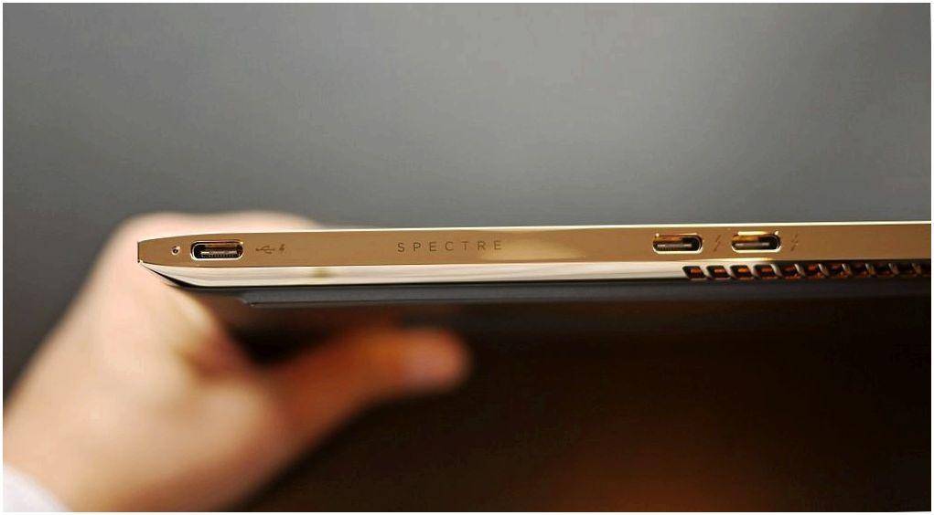 Обзор ноутбука HP Spectre 13: ультра-шик