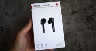 Обзор наушников, Huawei FreeBuds,будущее без проводов