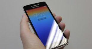 Обзор смартфона, Lenovo Vibe X