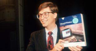 Windows последние 30 лет