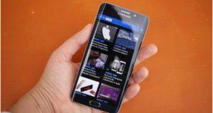 Обзор смартфона, Samsung Galaxy S6 Edge
