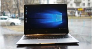 Обзор ультрабука, HP EliteBook Folio G1