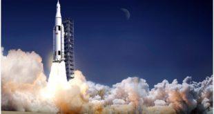 ракеты SLS, SpaceX, Blue Origin