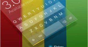 Обзор клавиатуры, Fleksy 3.0