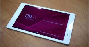 Обзор планшета, Sony Xperia Z3 Tablet Compact