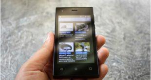 Обзор смартфона, Highscreen Pure F