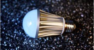 Bluetooth лампа, Luminous Smart Bulb