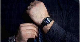 Pebble Steel,умные часы