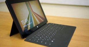 Обзор планшета, Microsoft Surface RT