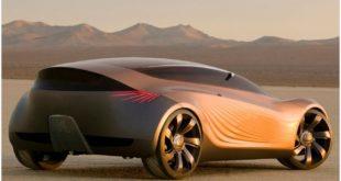 Прототипы автомобилей будущего