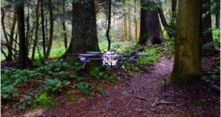 роботаракан,дрон следопыт