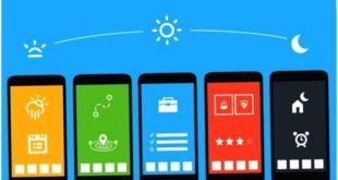Aviate,самообучающийся Android,лончер от Yahoo