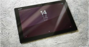 Обзор планшета, Sony Xperia Z4 Tablet