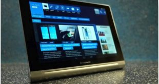 Обзор планшета, Lenovo Yoga Tablet 10