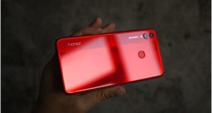 Обзор смартфона, Honor 8X