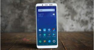 Обзор смартфона, Xiaomi Redmi Note 5