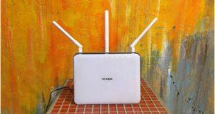 Обзор Wi-Fi роутера, Archer C9