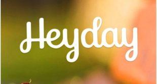 Heyday, автоматический дневник