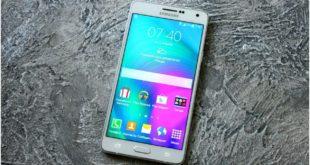 Обзор смартфона, Samsung Galaxy A7