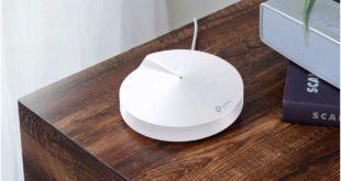 Обзор системы,Wi-Fi TP-Link Deco M5