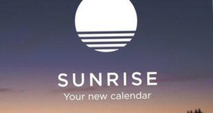 Sunrise, календарь для Android