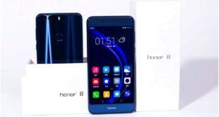 Обзор смартфона, Honor 8