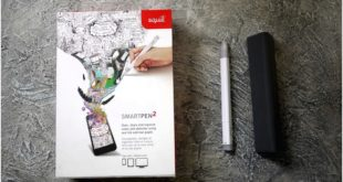 Обзор ручки, Equil Smartpen 2