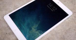 Обзор планшетника iPad mini