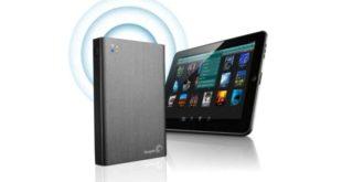 беспроводной накопитель,Seagate Wireless Plus