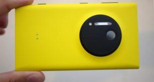 Обзор смартфона Nokia Lumia 1020
